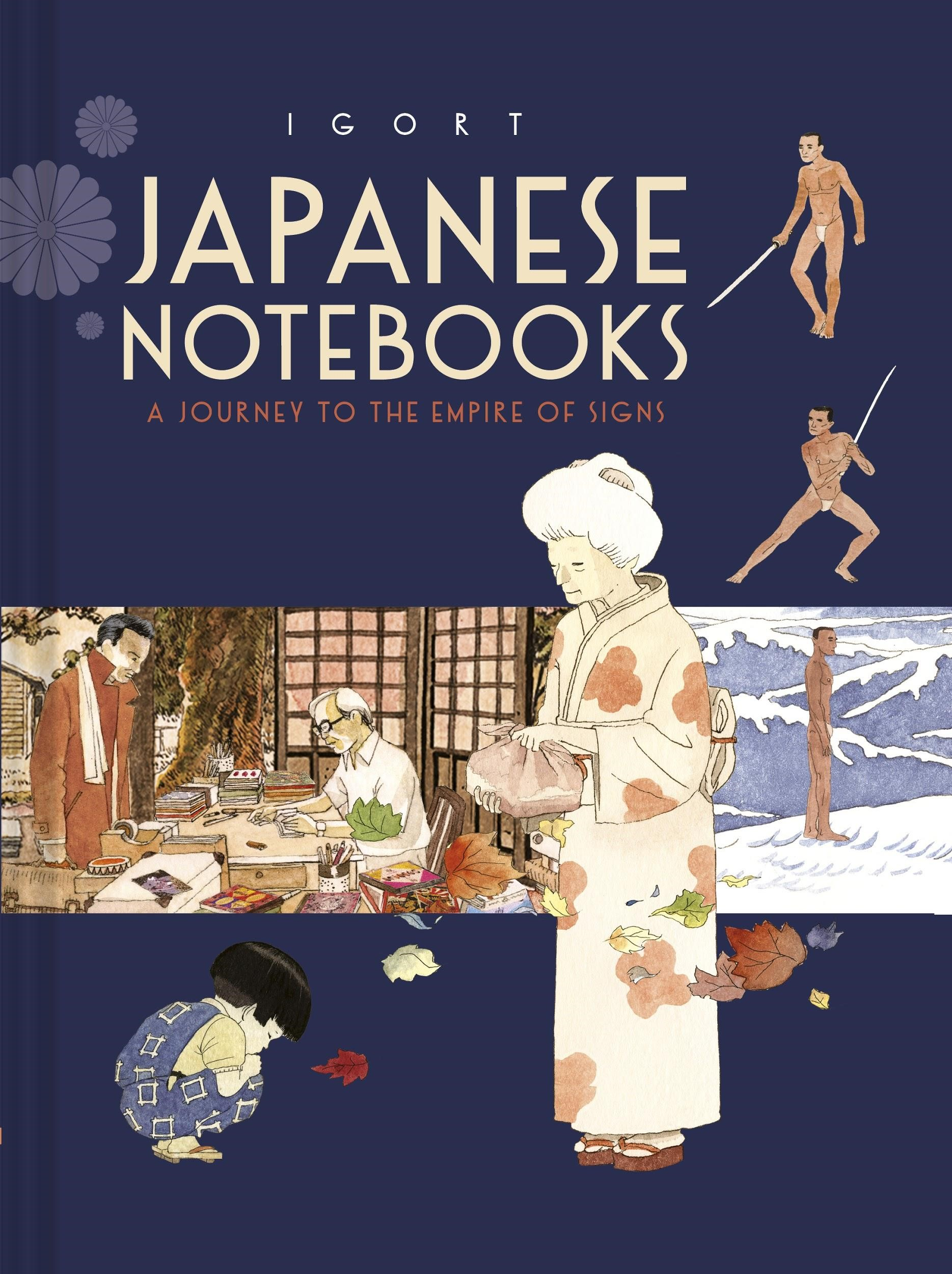 Japanese Notebooks book cover