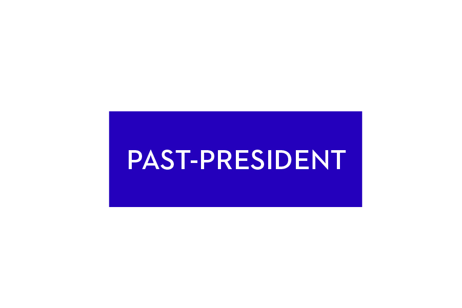 Past President Ribbon