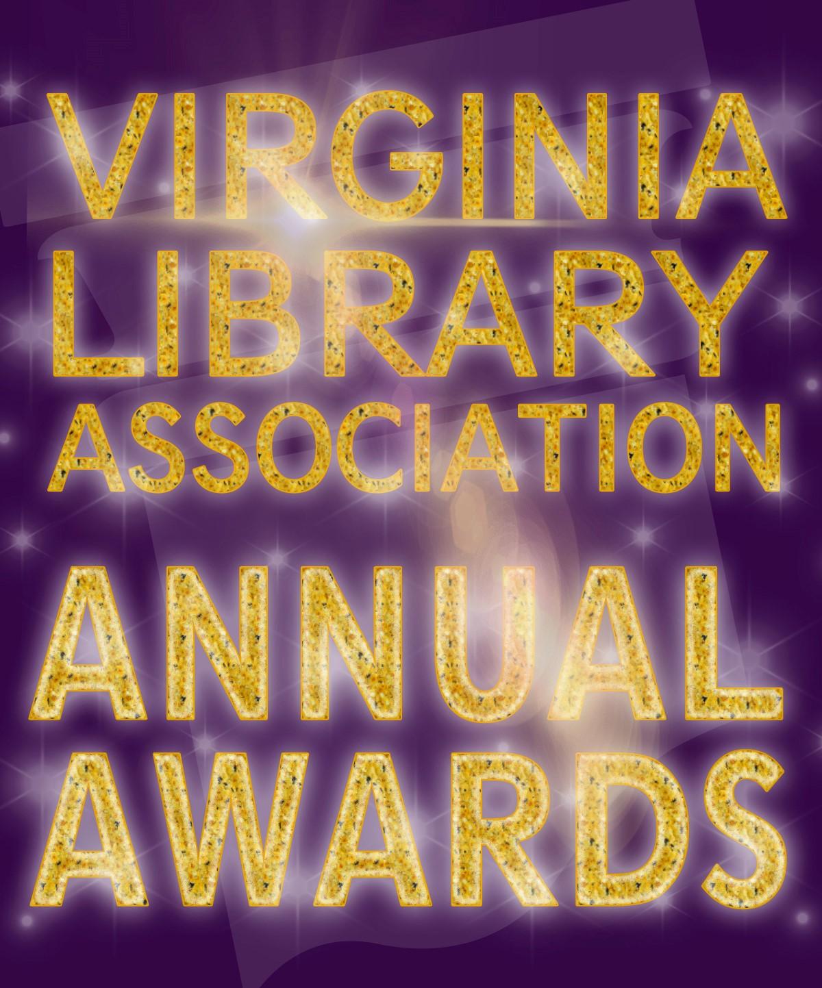Virginia Library Association Annual Awards