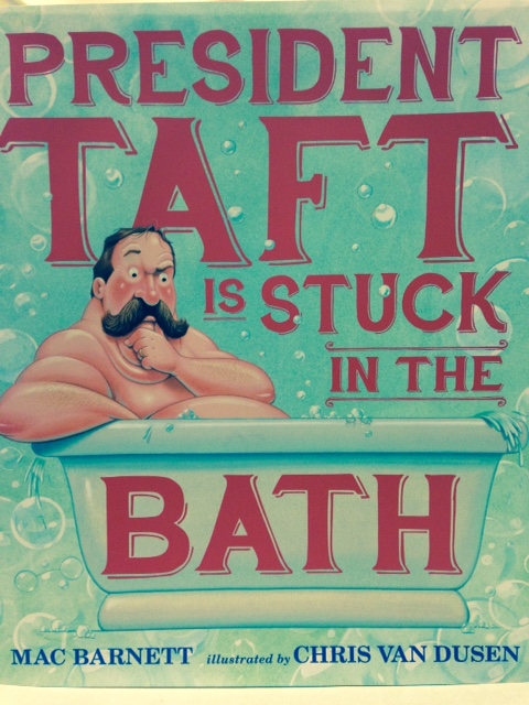 Review President Taft Is Stuck In The Bath