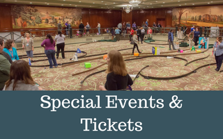 Special Events and Tickets