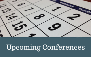 Upcoming Conferences