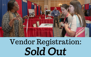 Vendor Registration Sold Out