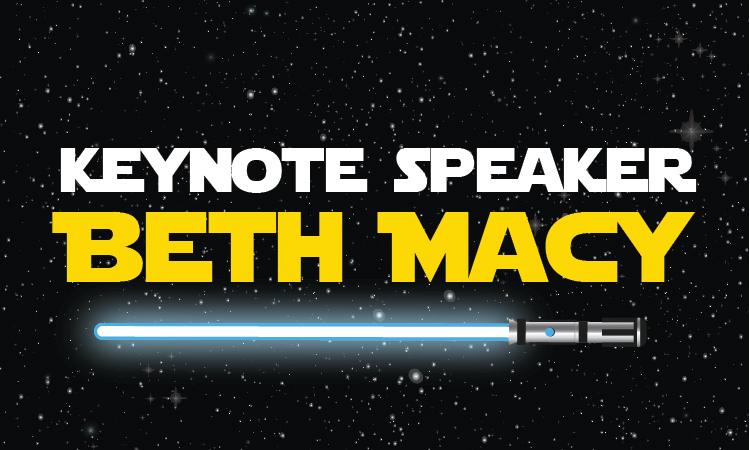 Keynote Speaker Beth Macy